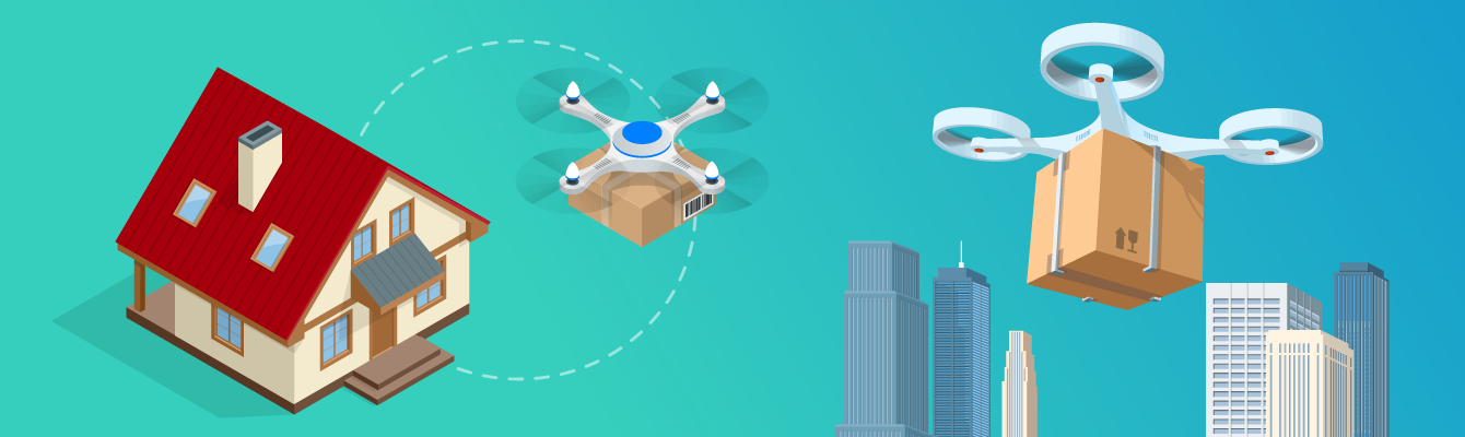 McKenna Logistics and The Pros of Drone Delivery