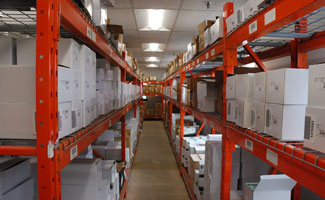 another look at a McKenna Logistics warehouse